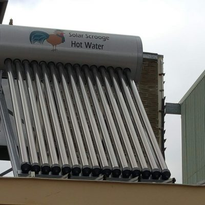 Solar water heater 150 lt 2
